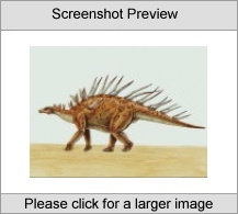 7art Dinosaurs Vol.2 ScreenSaver Software tool